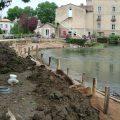 actions de travaux hydraumorphiques sur le Clain