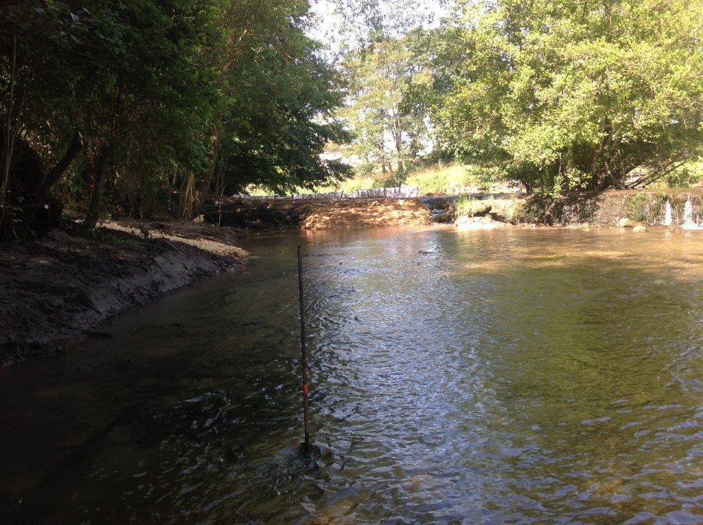 restauration de la continuité écologique : passe à poissons