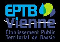 Logo de l'établissementpublic et territorial de bassins de la Vienne