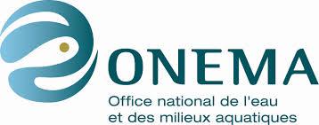 Logo de l'office national de l'eau et des milieux aquatiques
